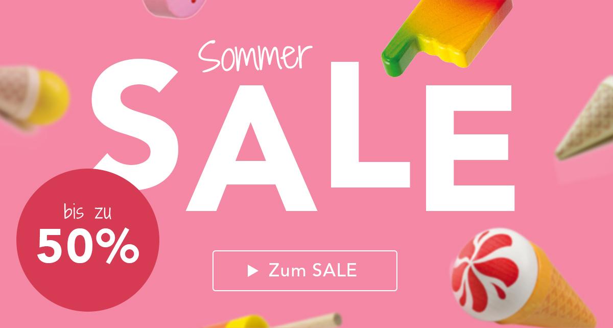 Sommer Sale bei tausendkind.de - bis zu 50% Rabatt